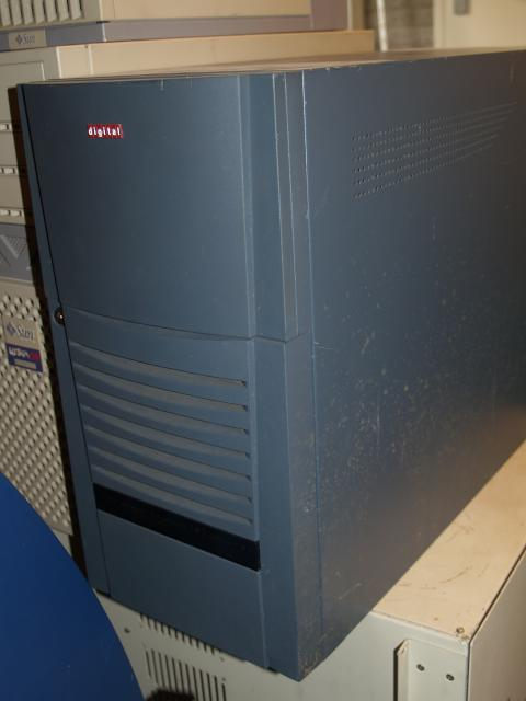 DEC Alphaserver (something)
