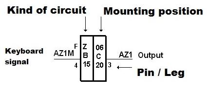 Multiple Amp Wiring Diagram